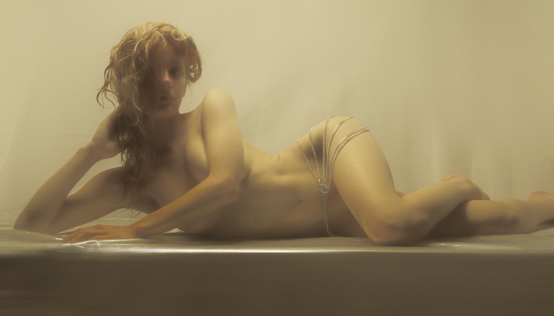 modelka, erotika