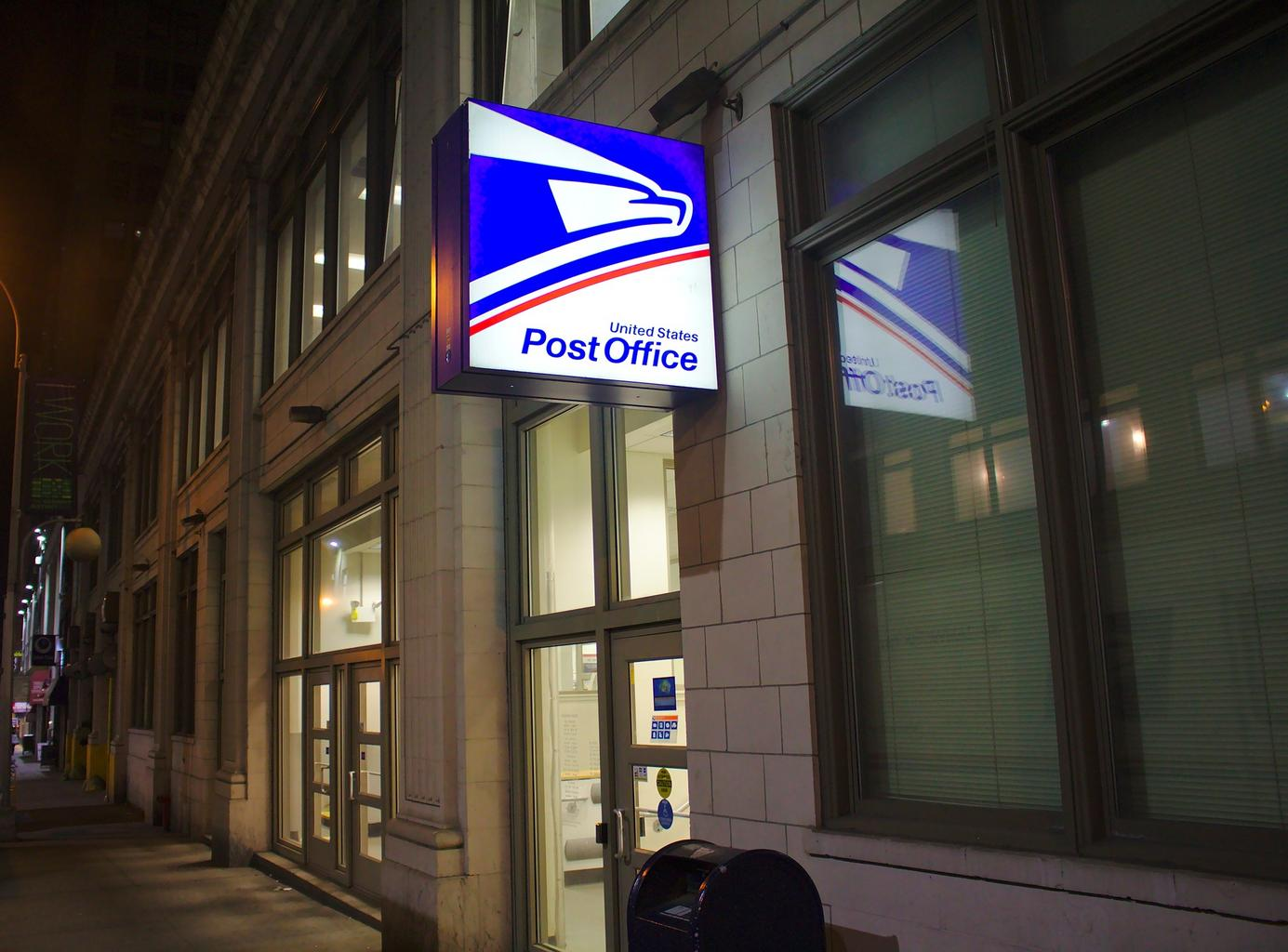 pošta, budova